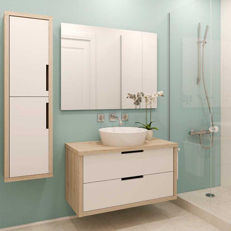 reforma general cuarto de baño